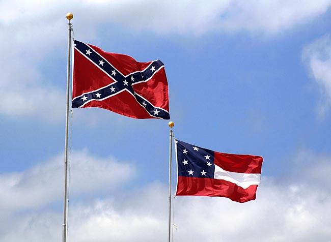Confederate Flag History  American Civil War